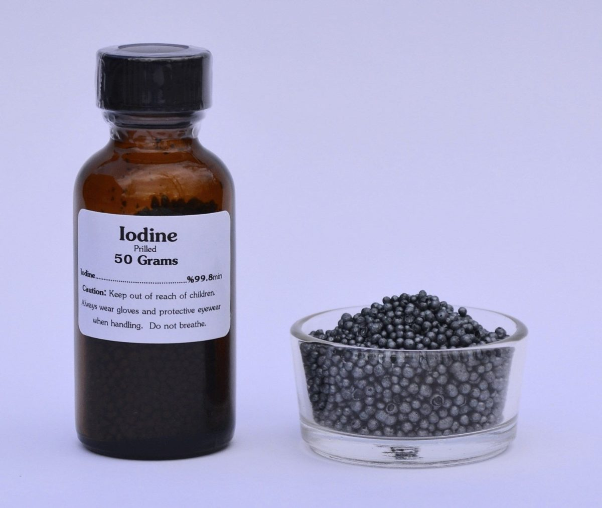 Iodine Crystal For Sale